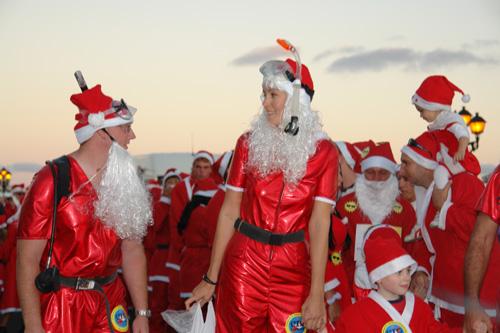 Father Christmas Parade December 2010
