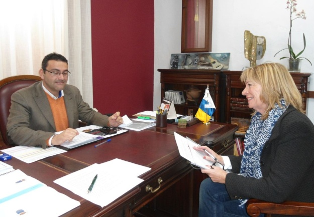 Interview with the Alcalde of Teguise