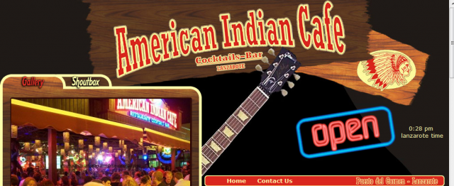 The American Indian Cafe