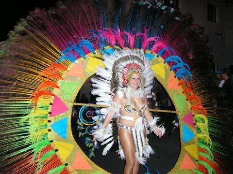 Arrecife Carnival 2011