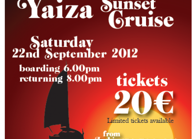 Charity Sunset Cruise