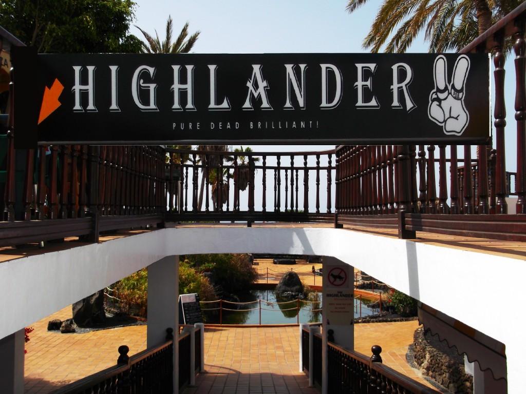 Highlander Ramp