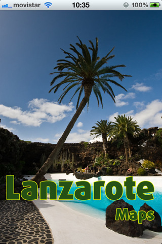 New Lanzarote iPhone App