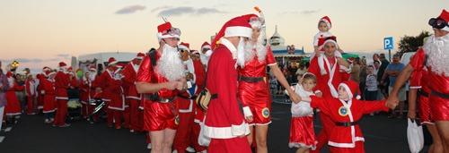 Lanzarote Santa Parade 2013