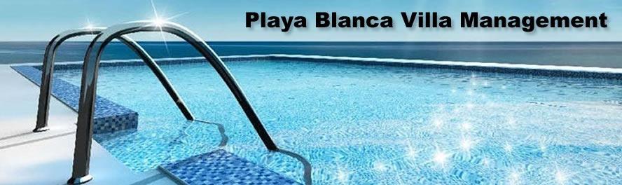 Playa Blanca Villa Management & Pool Services