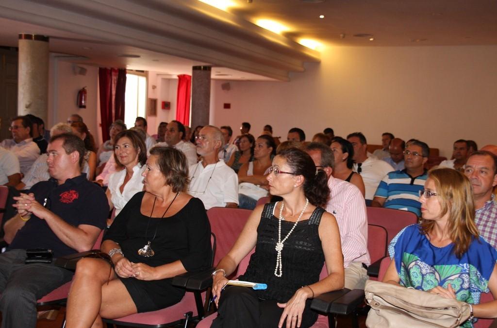 Puerto del Camen Business Meeting