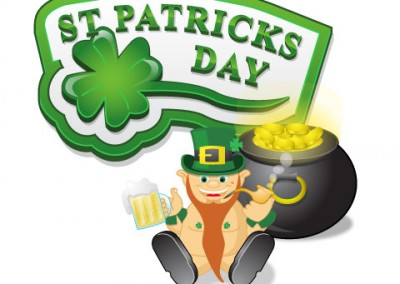 St Patrick's Events