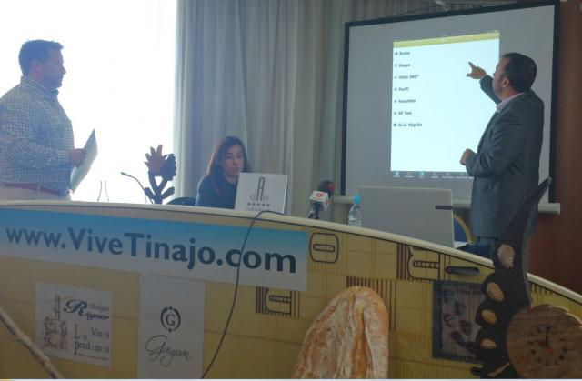 "Presentation of the ""Vive Tinajo"" project"