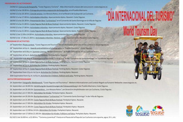 World Tourism Celebration in Teguise