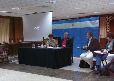"""""""Civitas"""" meeting at Cabildo"""