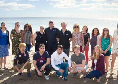 UK Tourism students visit