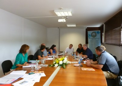 Area representatives meeting