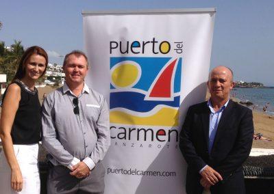 Puerto del Carmen Turismo celebration
