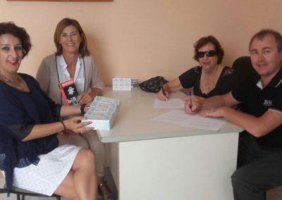 Agreement with Asociacion Mararía