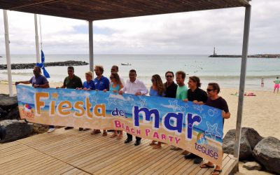 Fun for everyone at the Fiesta del Mar in Costa Teguise this Saturday