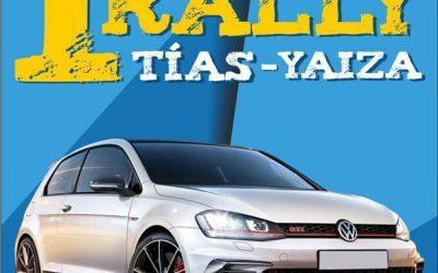 Rallye Tías – Yaiza 'Trofeo Go Karting San Bartolomé