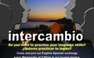 Language exchange / intercambio de idomas
