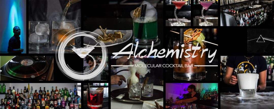 Alchemistry Molecular Cocktail Bar