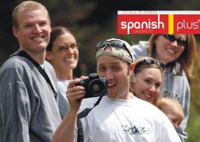 Spanish Plus + Lanzarote