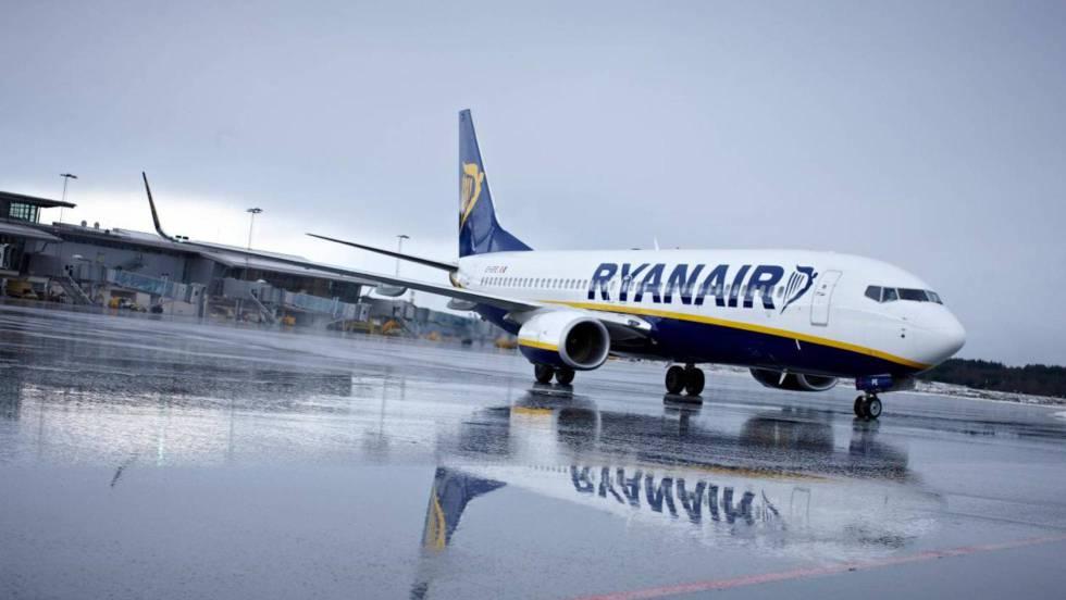Ryan Air Baggage Changes
