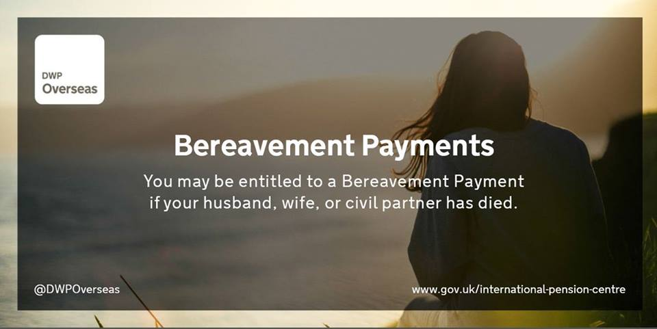Bereavement Payments