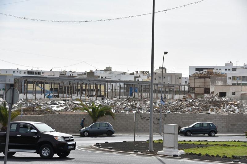 New Shopping Centre for Arrecife