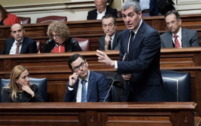 Approved the largest budgets in the history of the Canary Islands
