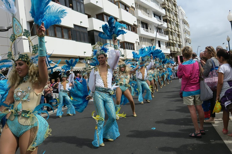 Arrecife seeks poster announcer for the 'Enchanted Carnival 2018