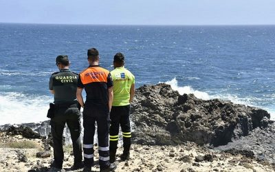 A man disappears in the area of Charco del Palo