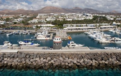 Puerto Calero, a commitment to sport, leisure and the marina of Lanzarote