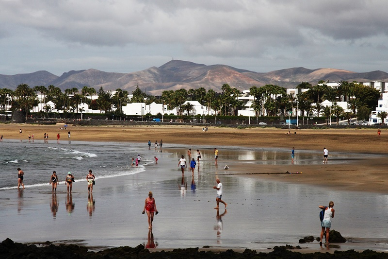 Lanzarote leads growth in the Canary Islands