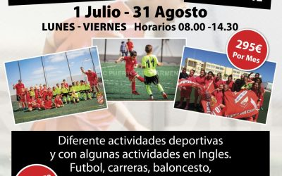 FC Puerto Del Carmen Summer Camp