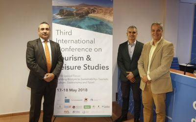 Sustainable tourism, culture, gastronomy and sports debated in Lanzarote
