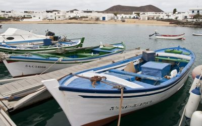 Impressive media coverage of the declaration of La Graciosa as the eighth Canary Island