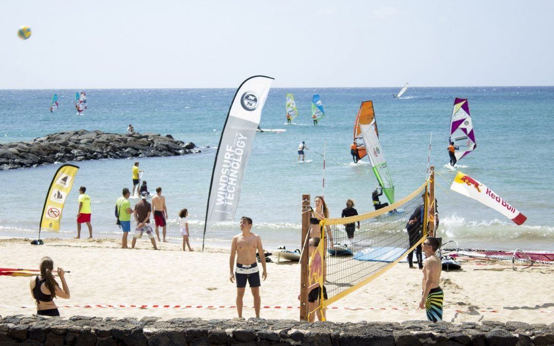 Seventh Festival of the Sea in Costa Teguise