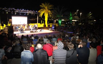Costa Teguise, home of the world's music