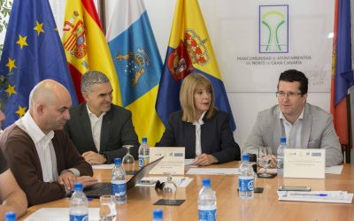 Turismo Lanzarote led the Piloting Committee of the Ecotur-Azul project