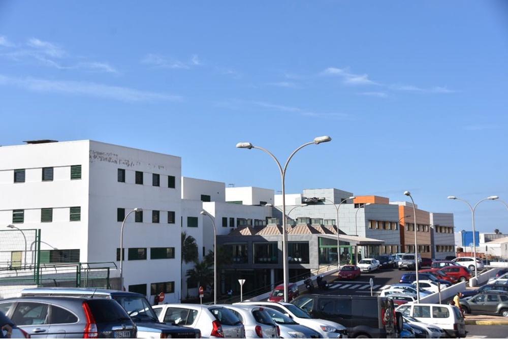 A multi-storey car park for the Hospital?