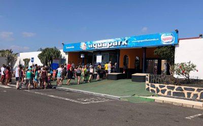 Robbery at Aquapark