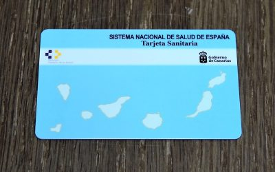 90,400 Lanzarote residents already have their new health card in their center