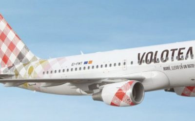Volotea opens three new routes between Lanzarote and France