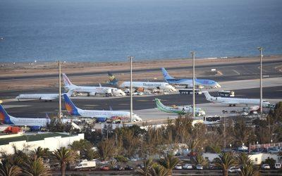 Turismo Lanzarote seeks to recover the night flight Madrid – Lanzarote
