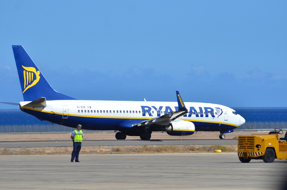 New Ryanair cuts with Lanzarote