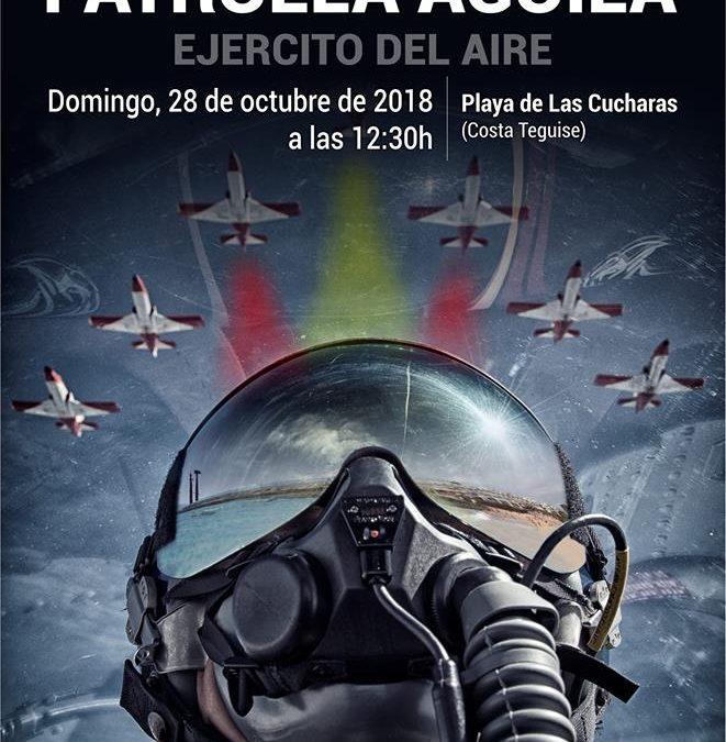 Exhibición Aérea Patrulla Águila