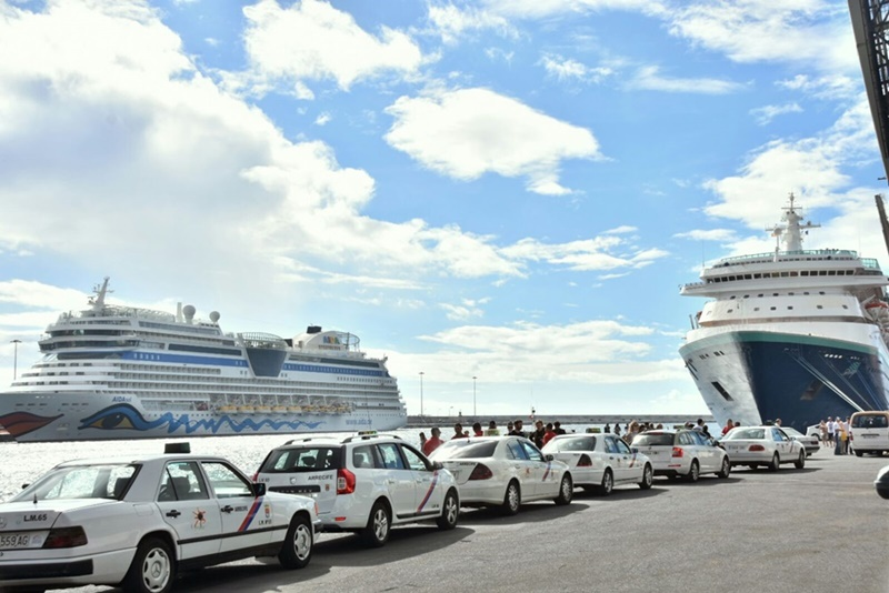 Cruise Port Taxis