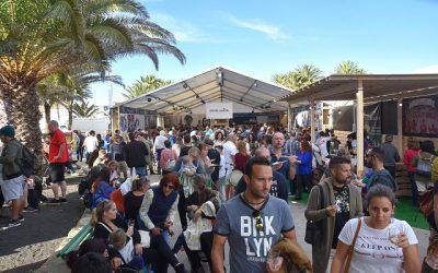 The 'VIII Festival Enogastronómico Saborea Lanzarote' makes Teguise the epicenter of regional gastronomy.