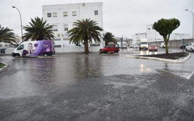Rainy in Lanzarote