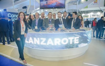 The World Travel Market 2018 begins with good forecasts for Lanzarote