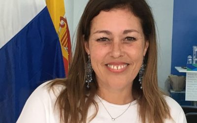 """Astrid Pérez: """"It is necessary to address the reality of tourist housing in the Canary Islands"""""""