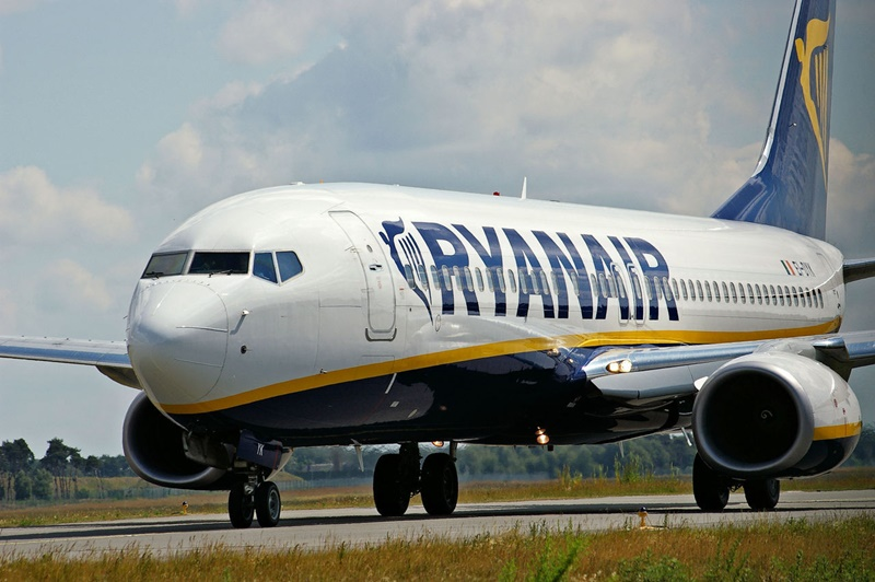 Be careful if you travel with Ryanair next week